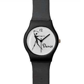ダンサーのため 腕時計