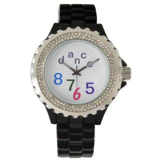 ダンサーの腕時計 腕時計