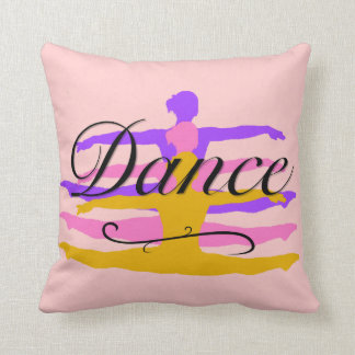ダンサーの装飾用クッション クッション