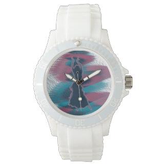 ダンサーの*Mako* 腕時計