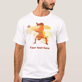 ダンサーのTシャツ Tシャツ