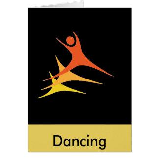 ダンサー カード