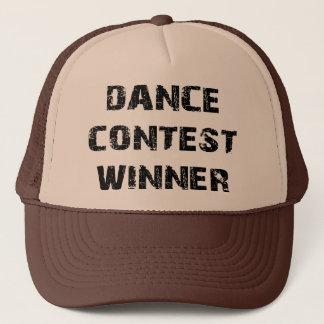 ダンスのコンテストの勝者 キャップ