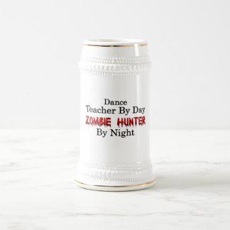 ダンスの先生かゾンビのハンター ビールジョッキ