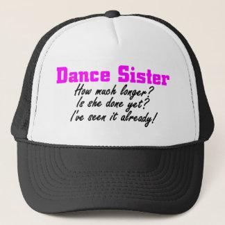 ダンスの姉妹 キャップ