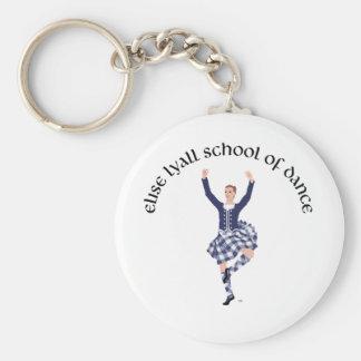 ダンスのEliseカスタムなLyallの学校 キーホルダー