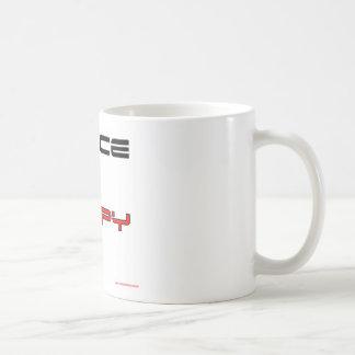 ダンスは幸せに匹敵します コーヒーマグカップ