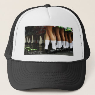 ダンスは私のリズミカルな詩歌の帽子です キャップ
