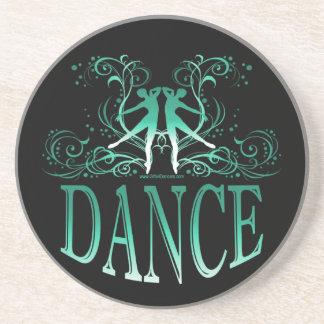 ダンススクロールコースター(緑) コースター