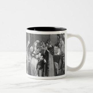 ダンスマニア1809年 ツートーンマグカップ
