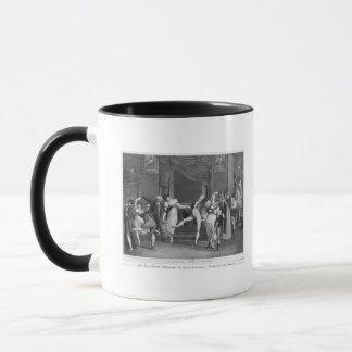 ダンスマニア1809年 マグカップ