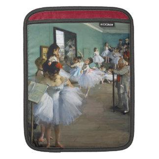 ダンス教室のガスを抜いて下さい iPad スリーブ