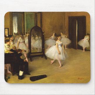 ダンス教室のmousepad マウスパッド