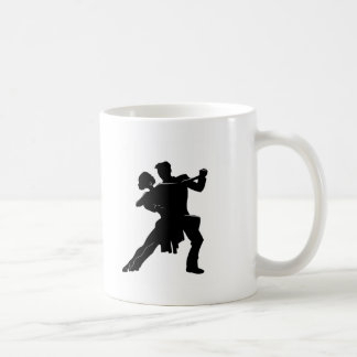 ダンス コーヒーマグカップ