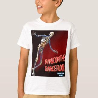ダンス・フロアのパニック Tシャツ