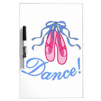 ダンス ホワイトボード
