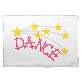 ダンス ランチョンマット