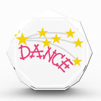 ダンス 表彰盾