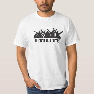 ダンディーの実用的でカジュアルなTシャツ、80年代の不良の主題 Tシャツ