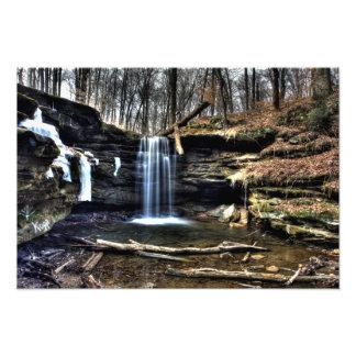 ダンディーの滝、オハイオ州 フォトプリント