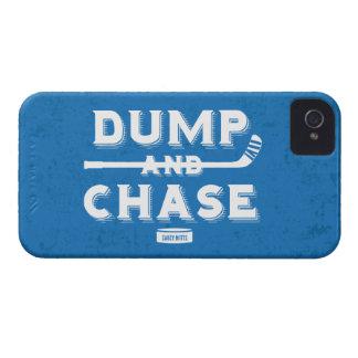 ダンプおよび追跡のホッケー Case-Mate iPhone 4 ケース