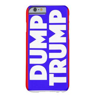 ダンプの切札のiPhoneの場合 Barely There iPhone 6 ケース