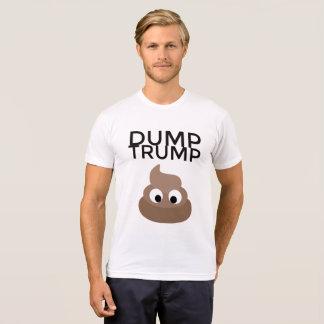 ダンプの切札のpoo-pooのTシャツ Tシャツ