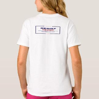 ダンプの切札-アメリカの金庫を再度からかいますFのTシャツを作って下さい Tシャツ
