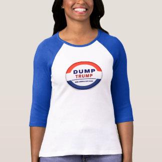 ダンプの切札-アメリカの金庫WのTシャツを再度作って下さい Tシャツ