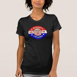 ダンプの切札、アンチドナルドの切札 Tシャツ