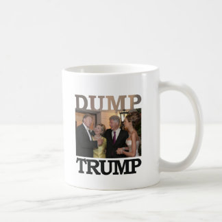 ダンプの切札 コーヒーマグカップ