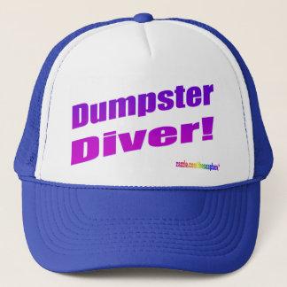 ダンプスターのダイバー! 時の印 キャップ