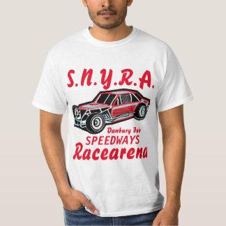 ダンベリーの公平な高速自動車道路Racearena Vega S.N.Y.R.A. Tシャツ