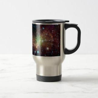 ダンベルの星雲 トラベルマグ