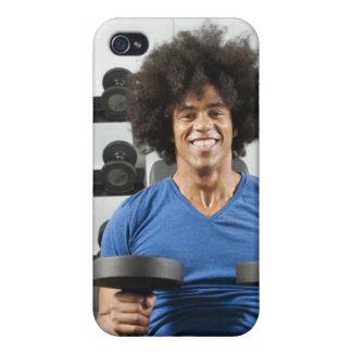 ダンベル iPhone 4/4S CASE