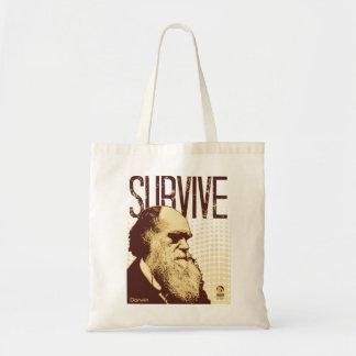 ダーウィンのバッグ トートバッグ