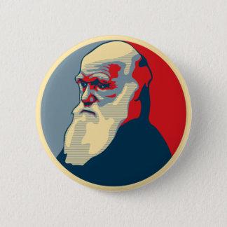 ダーウィンの文字無し 缶バッジ