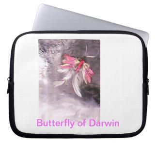 ダーウィンの蝶 ラップトップスリーブ