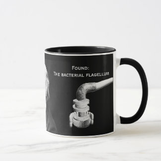 ダーウィンの譲歩および細菌の鞭毛 マグカップ