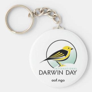 ダーウィン国際的な日 キーホルダー