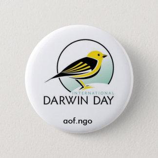 ダーウィン国際的な日 缶バッジ
