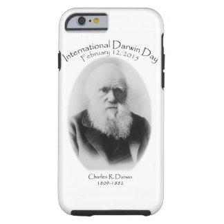ダーウィン日のiPhone6ケース ケース