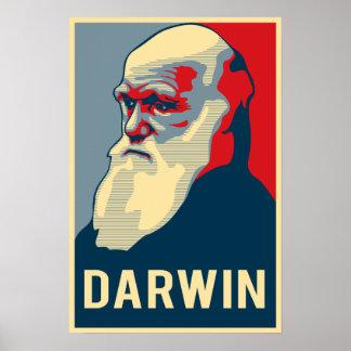 ダーウィン ポスター