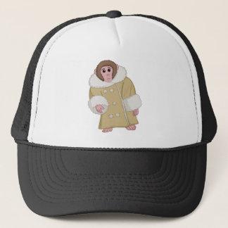 ダーウィンIkea猿 キャップ