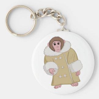 ダーウィンIkea猿 キーホルダー