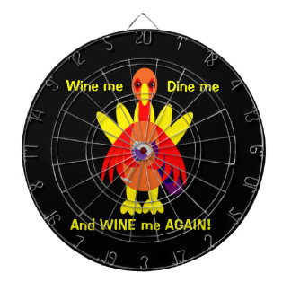 ダート盤のおもしろいなワイン飲むことトルコ ダーツボード
