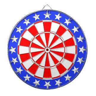 ダート盤米国の旗 ダーツボード