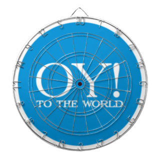 ダート盤-世界へのOY! ハヌカーのおもしろい ダーツボード