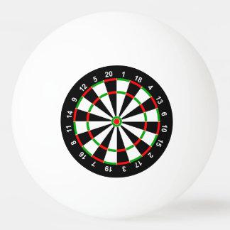 ダート盤 卓球ボール