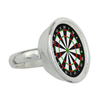 ダート盤 指輪
